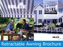Retractable Awning Brochure