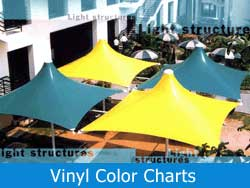 Vynil Color Charts